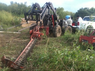 Hay Cutter - Open Source Ecology