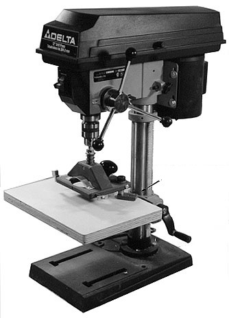 Overview Drill Press