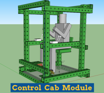 Click to see more information about the Cab Module.