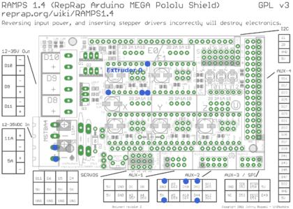 Enchanting Ramps 1 4 Wiring Diagram Frieze - Schematic Diagram ...